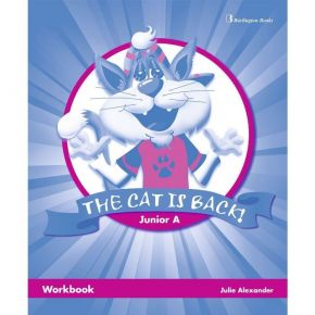 The Cat Is Back Junior A - Workbook (Βιβλίο Ασκήσεων)
