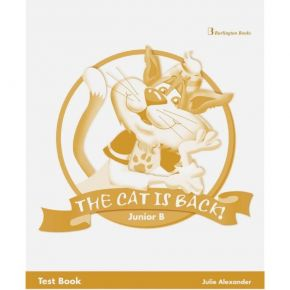 The Cat Is Back Junior B - Test Book
