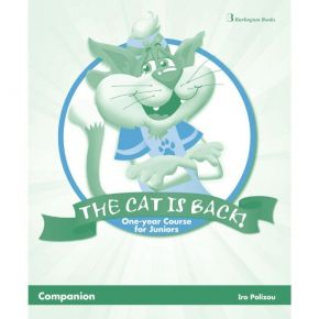 The Cat Is Back One Year Course For Juniors - Companion (Γλωσσάριο)
