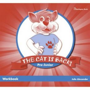 The Cat Is Back Pre Junior - Workbook (Βιβλίο Ασκήσεων)