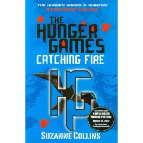 The Hunger Games Book 2 - Catching Fire (Paperback)