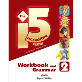 The Incredible 5 Team i5 Level 2 - Workbook & Grammar (+DigiBook App.)