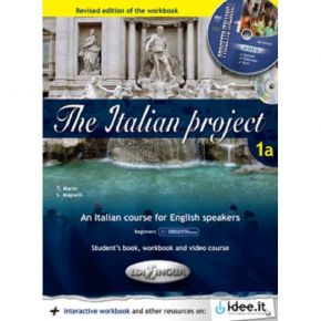 The Italian Project 1a - Student's Book, WorkBook And Video Activities (+Audio Cd, +Cd Rom)