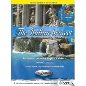 The Italian Project 1b - Student's Book, WorkBook And Video Activities (+Audio Cd, +Cd Rom)