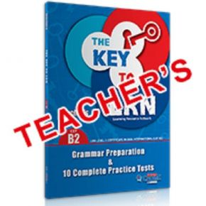 The Key To LRN B2 10 Practice Tests - Teacher's Book