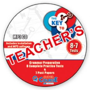The Key To LRN C2 8 Practice Tests + 7 Past Papers - Mp3 CD