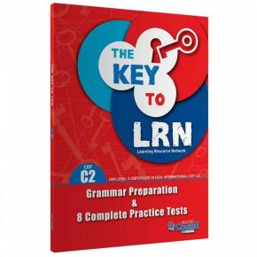 The Key To LRN C2 8 Practice Tests - Student's Book