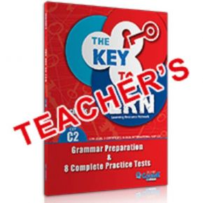 The Key To LRN C2 8 Practice Tests - Teacher's Book