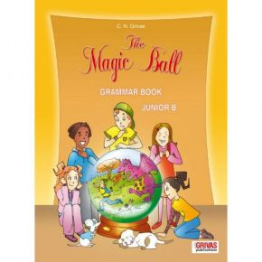 The Magic Ball Junior B Grammar Book (+Companion)