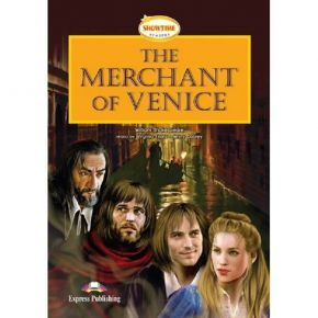 The Merchant Of Venice - Book Reader + Audio CDs, DVD & Cross-Platform Application (B1 Level)