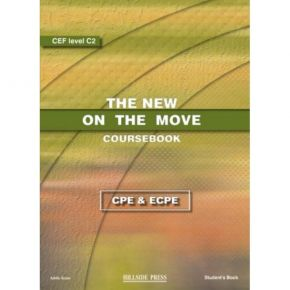The New On The Move Proficiency CPE & ECPE - Student's Book & Booklet