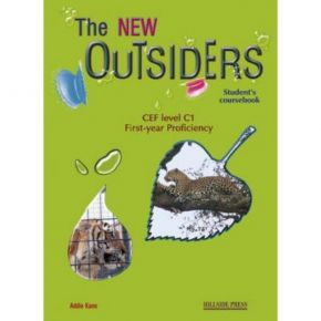 The New Outsiders C1 - Student's Book (Βιβλίο Μαθητή)