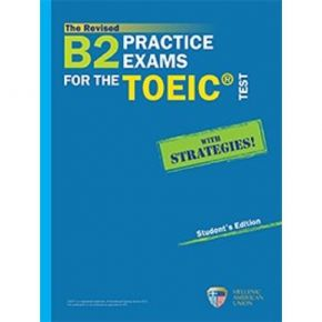 The Revised B2 Practice Exams For The TOEIC - Student's Book (Βιβλίο Μαθητή)