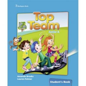 Top Team Junior A - Student's Book (Βιβλίο Μαθητή)