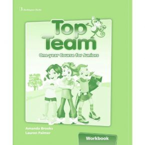 Top Team One Year Course For Juniors - Workbook (Βιβλίο Ασκήσεων)