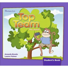 Top Team Pre Junior - Student's Book (Βιβλίο Μαθητή)