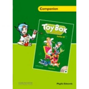 Toy Box Junior 2 Junior B - Companion (Γλωσσάριο)
