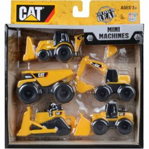 Toy State CAT Mini Machines
