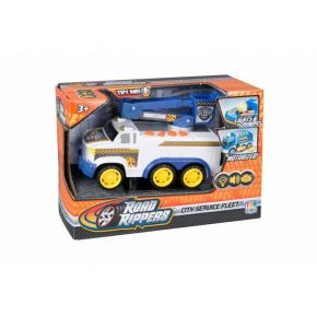 Toy State Road Rippers City Service Fleet Landscape Truck