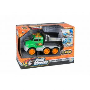 Toy State Road Rippers City Service Fleet Utility Truck