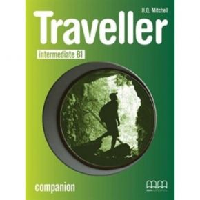 Traveller Intermediate B1 Companion (Γλωσσάριο)