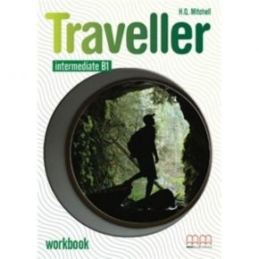 Traveller Intermediate B1 Workbook (Βιβλίο Ασκήσεων)