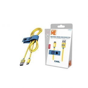 Tribe Καλώδιο USB Micro 120cm Despicable Me Carl