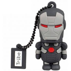 Tribe USB Flash Drive 16GB 2.0 3D Marvel Avengers War Machine