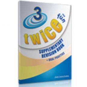 Twice The Fun 3 - Supplementary Revision Book