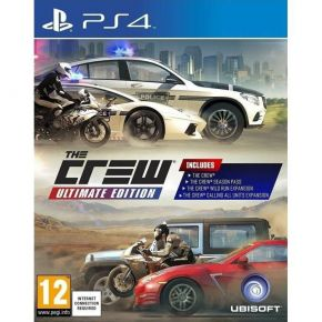 Ubisoft The Crew Ultimate Edition (EU) PS4