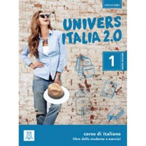 UniversItalia 2.0 A1 - A2 (+2 Audio CD)