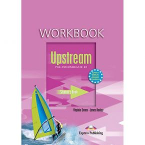Upstream Pre Intermediate B1 - Workbook (Βιβλίο Ασκήσεων)