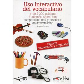 USO Interactivo Del Vocabulario - Libro Nivel A1 - B1