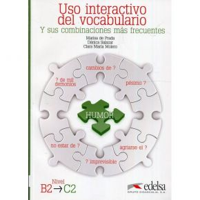 USO Interactivo Del Vocabulario - Libro Nivel B2 - C2