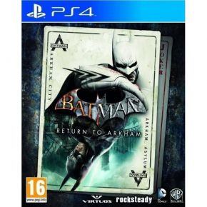 Warner Bros Batman Return To Arkham (EU) PS4