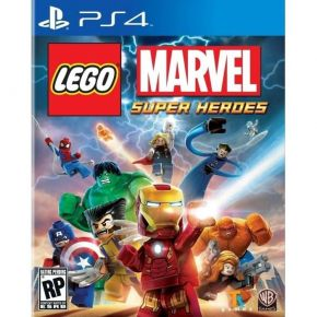 Warner Bros Lego Marvel Super Heroes (EU) PS4