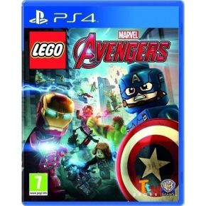 Warner Bros Lego Marvel's Avengers (EU) PS4