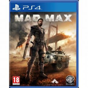 Warner Bros Mad Max (EU) PS4
