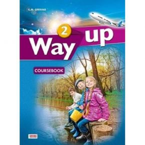 Way Up 2 - Coursebook Set (Student's Book & Writing Booklet)