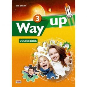 Way Up 3 - Coursebook Set (Student's Book & Writing Booklet)