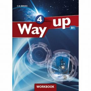 Way Up 4 - WorkBook & Companion
