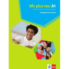 Wir Plus Neu A1 Trainingsheft (+CD)