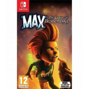Wired Max The Curse Of Brotherhood (EU) NSW