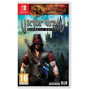 Wired Victor Vran - Overkill Edition (EU) NSW