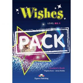 Wishes B2.1 - Student's Book (+i-eBook)