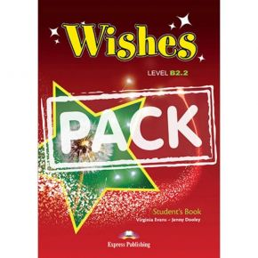 Wishes B2.2 - Student's Book (+i-eBook)