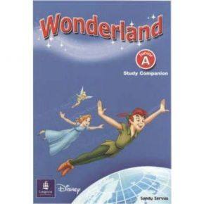 Wonderland Junior A - Companion (Γλωσσάριο)