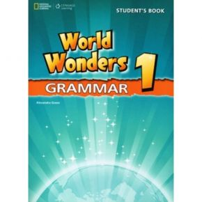 World Wonders 1 Grammar Student's Book (Βιβλίο Γραμματικής)