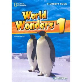 World Wonders 1 Student's Book (Βιβλίο Μαθητή)