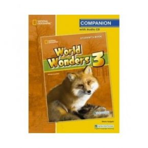 World Wonders 3 Companion (Γλωσσάριο+CD)